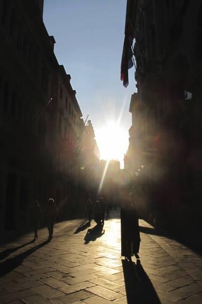 Venice - Silhouette