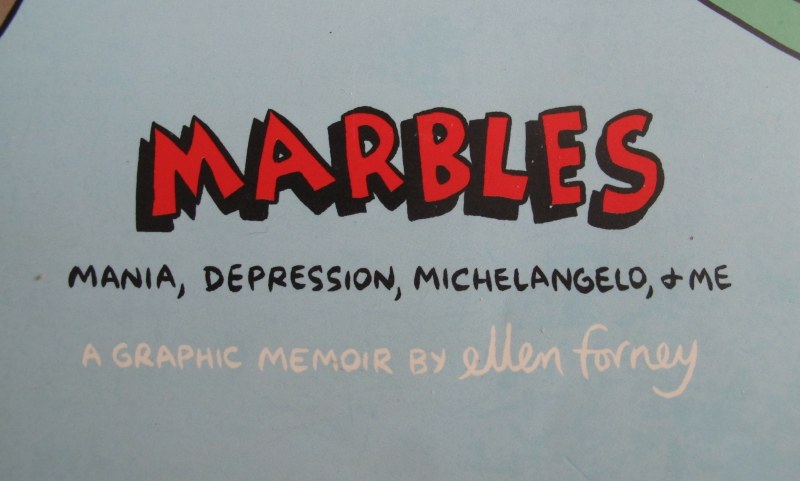 Marbles Book Cover