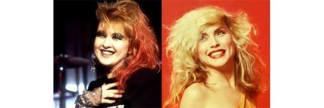 Style - Cyndi Lauper & Debbie Harry