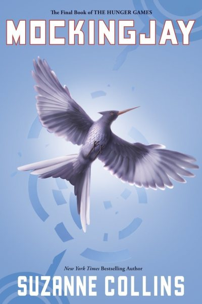 Mockingjay Book Cover