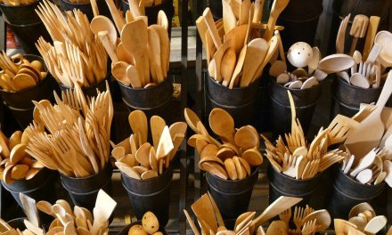 Gesund und nachhaltig – Besteck aus Bambus