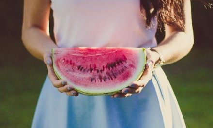 Das geschieht beim Fasten mit Wassermelonen