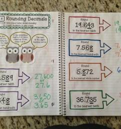 FINALLY: 5th Grade Interactive Math Notebooks!!! - Create Teach Share [ 1200 x 1600 Pixel ]