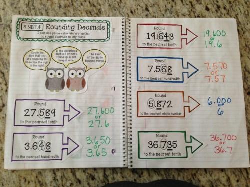 small resolution of FINALLY: 5th Grade Interactive Math Notebooks!!! - Create Teach Share