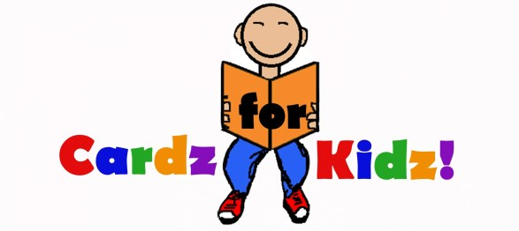 Cardz For Kidz and handmade cards for charity uplift children's spirits.