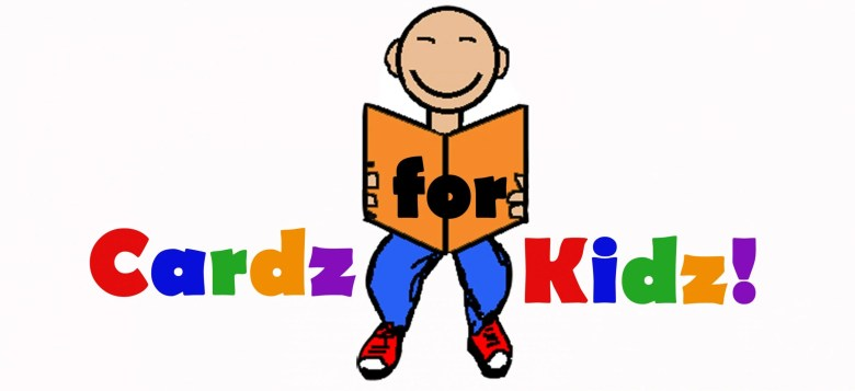 Cardz for Kidz Uplifts Spirits