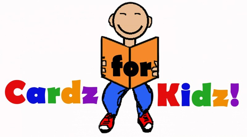 Cardz for Kidz Uplifts Spirits
