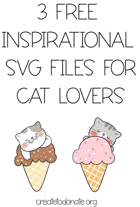 PINME Free cat SVG files