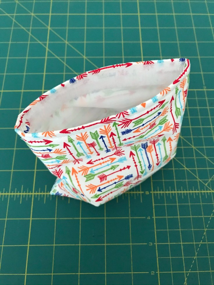 How To Sew A Reusable Snack Back