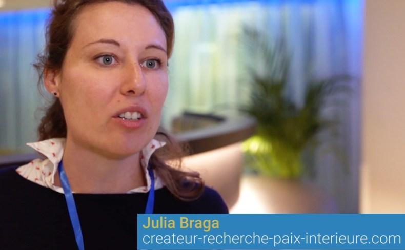Julia Braga Rencontres des Rebelles Intelligents à Bruxelles 2018