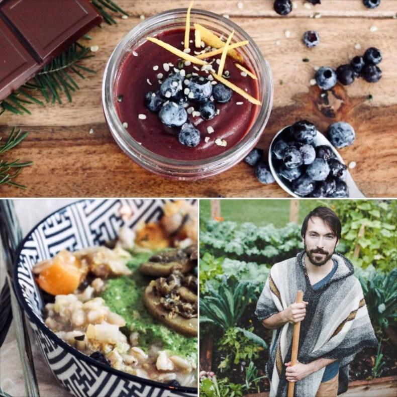 Cuisine Inspirée par le chauffe Andrew Perron