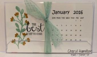 2016 Calendars for Sale!