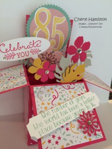 Elegant Birthday Box