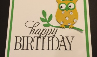 Woo's Wishing You a Happy Birthday?