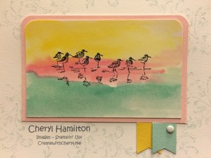 Create With Cheryl Wetlands Watercolor