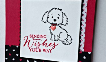 Get Well Wishes for  #SSINKCS35: Card Sketch Challenge