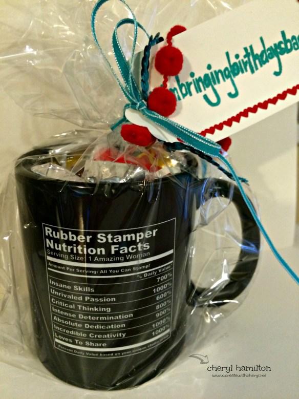 Stamper Cup