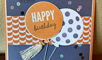 SSINK Birthday Balloons