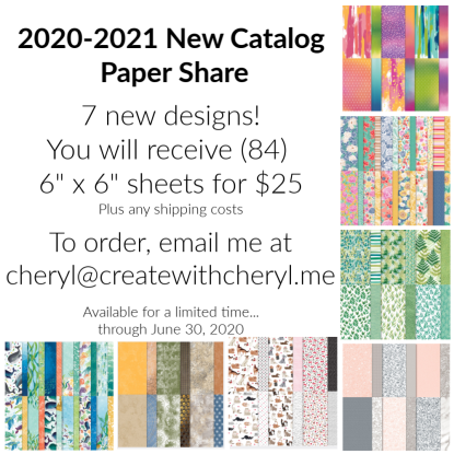 2020-2021 Paper Share