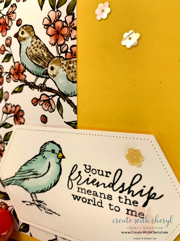 #createwithcheryl #birdballad