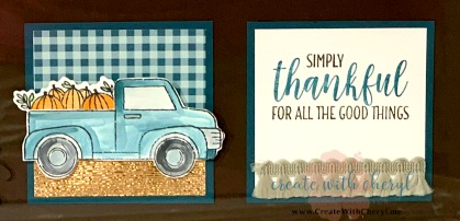 #createwithcheryl #thanksgivingsampler #diyhomedecor #ridewithme