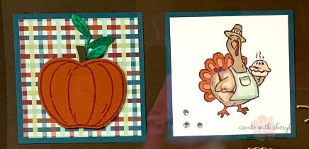 #createwithcheryl #thanksgivingsampler #diyhomedecor #samplers #applebuilderpunch