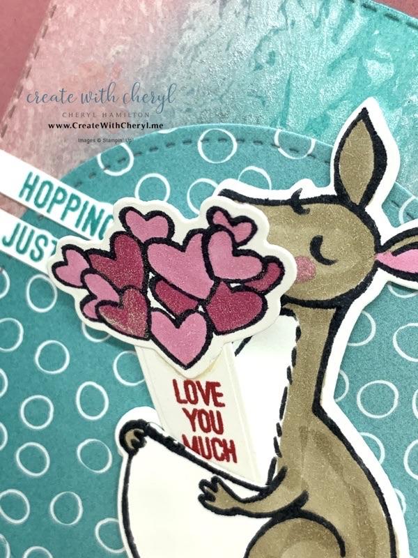 Kangaroo & Company Valentine