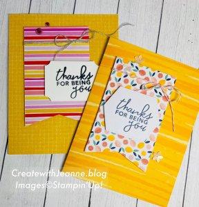 Simoly Citrus  Card Kit