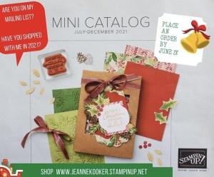2021 Holiday Catalog!