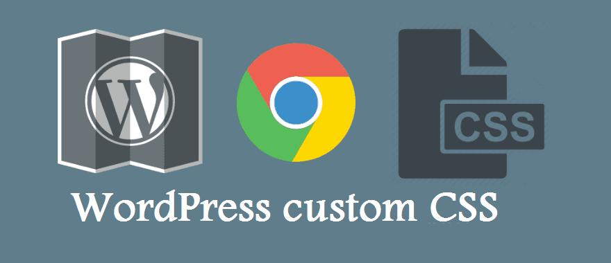 Wordpress Custom Css Using Jetpack And Chrome Developer Tools