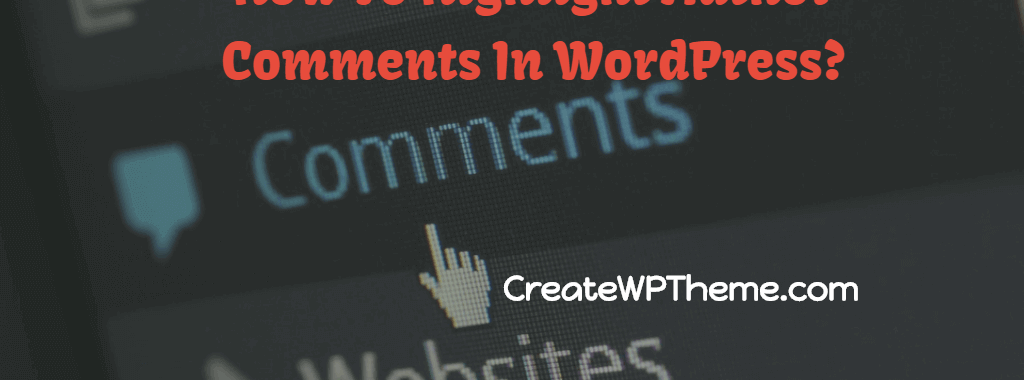 highlight-author-comments-wordpress