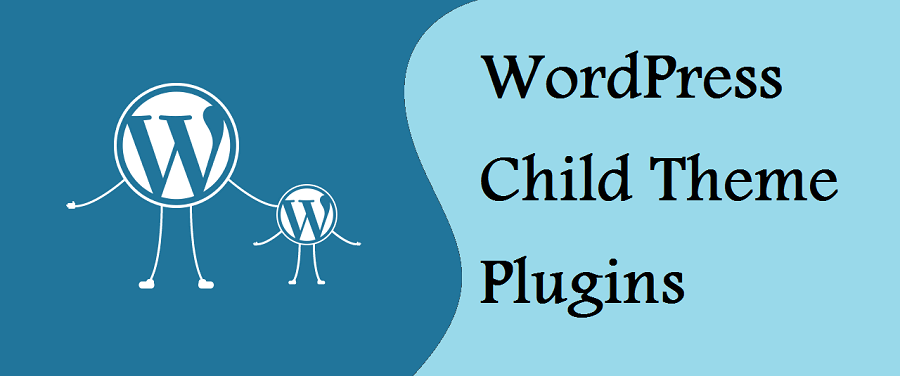 WordPress child theme plugins