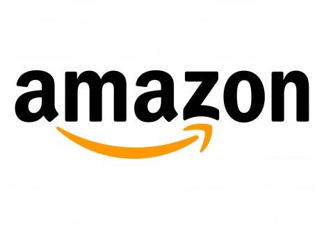 Amazon logo | popular tech company logo with name