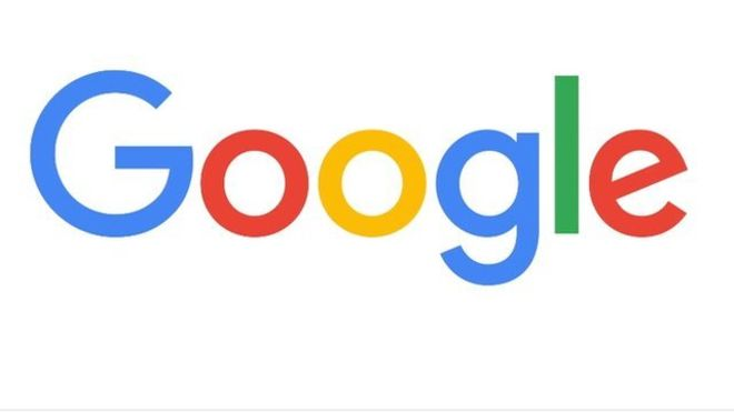 Google logo | top recognizable logo