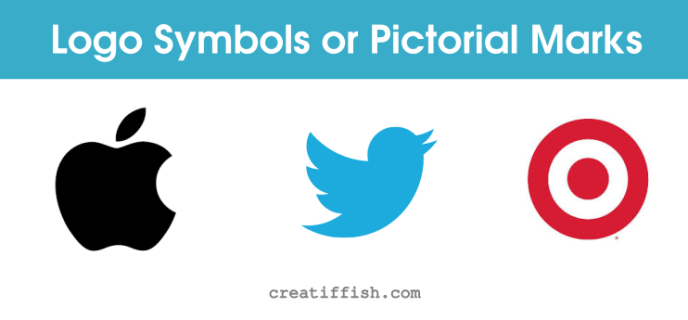 Popular logo symbols or pictorial marks