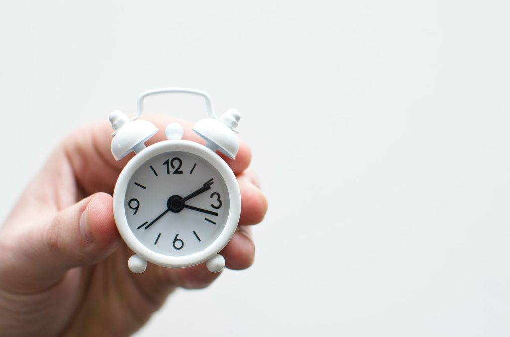 5 Simple Ways to Begin Taking Control of Your Time Today