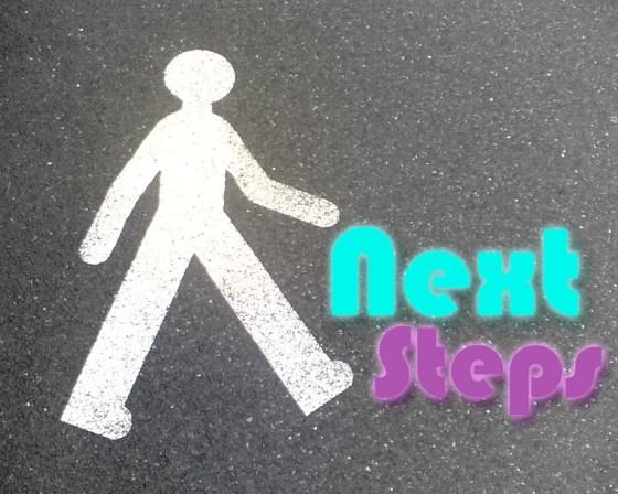 Next Steps  GRAPHIC NOVELS