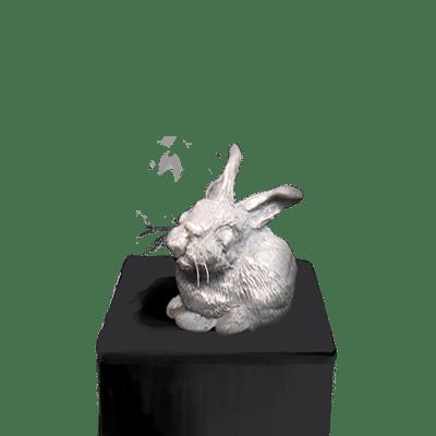 Baby Rabbit Live Icon