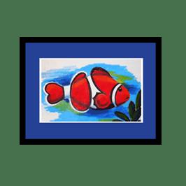 Clownfish live icon