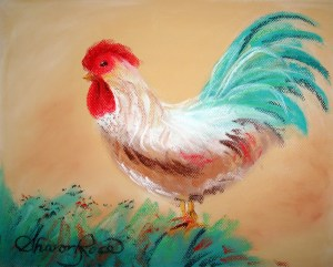 Country Rooster Project Image