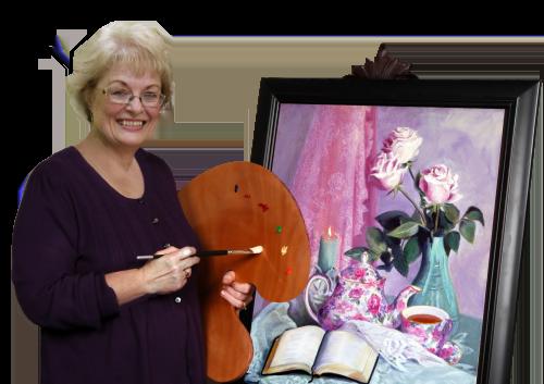 Sharon Hofer, Art Instructor