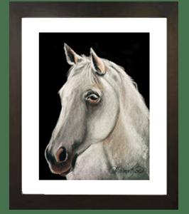 White Stallion - Live Icon