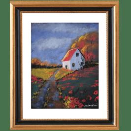 Farmhouse on the Prairie Live Icon