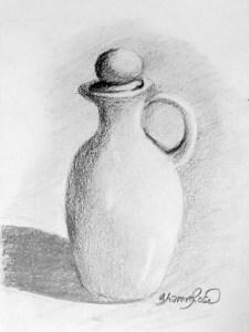 Porcelain Decanter Project Image