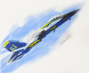 The Blue Angel Project Image