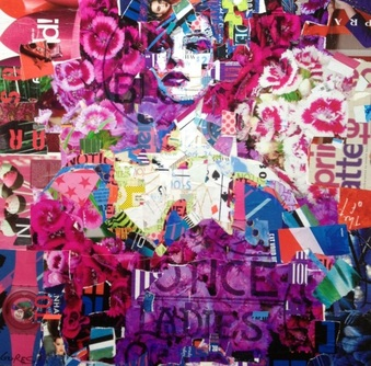 types of collage creating