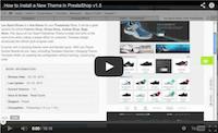 Installing a New Theme in PrestaShop 1.5.x