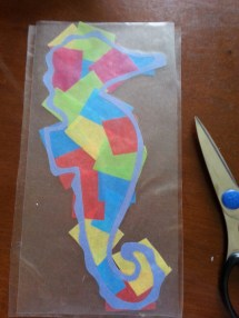 Mess-free Stained Glass Creating Barefoot With Pamela