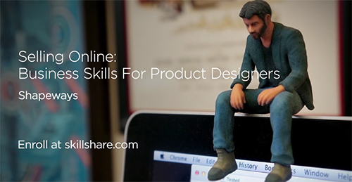 FREE Class: Selling Online: Business Skills for Product Designers