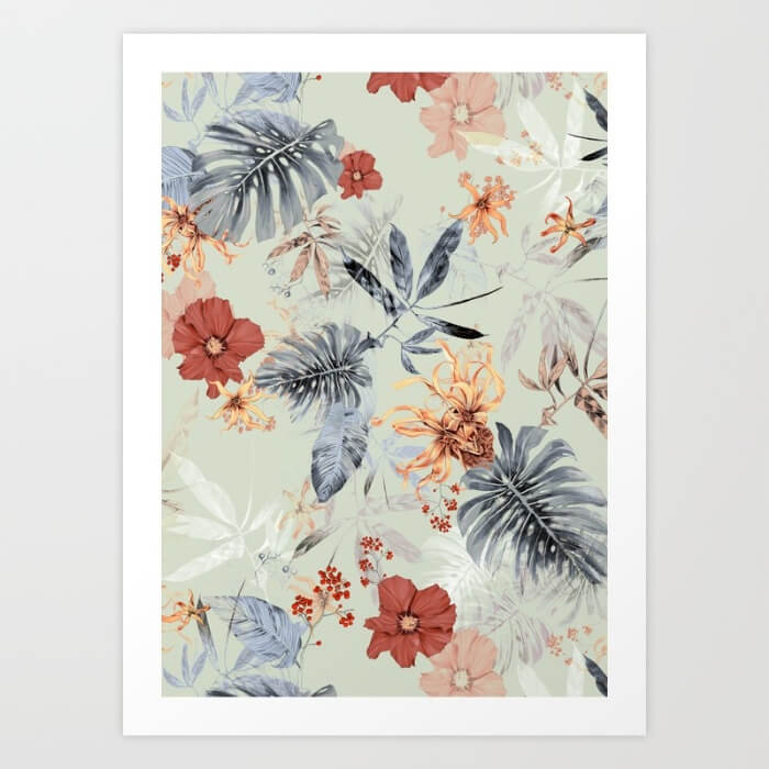 Artists Making Passive Income: Tropical Daylight by La Scarlatte